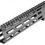ar grips and handguards AIM Sports AR-15 Free Float M-LOK Handguards
