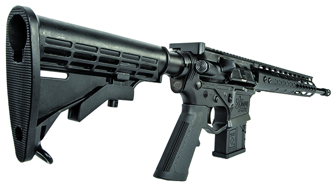 American Tactical Omni Hybrid black rifles
