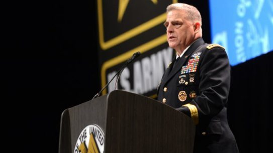 us army chief of staff mark milley