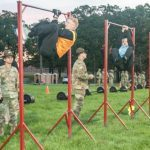 army physical fitness test leg lift