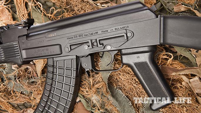 Gun Review: The Bulgarian-Made Arsenal SAM7R 7 62x39mm AK
