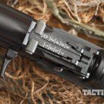 Arsenal SAM7R AK rifle rear sight
