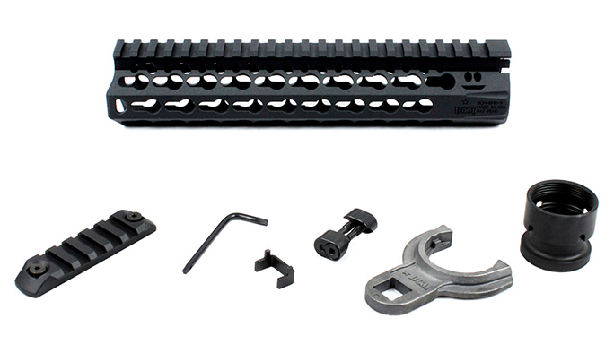 ar grips and handguards BCM KMR-A Handguards