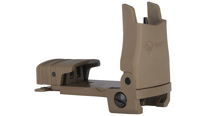 Mission First Tactical Sights backup iron sights