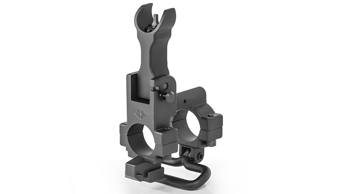 YHM Front Flip Sight Tower backup iron sights
