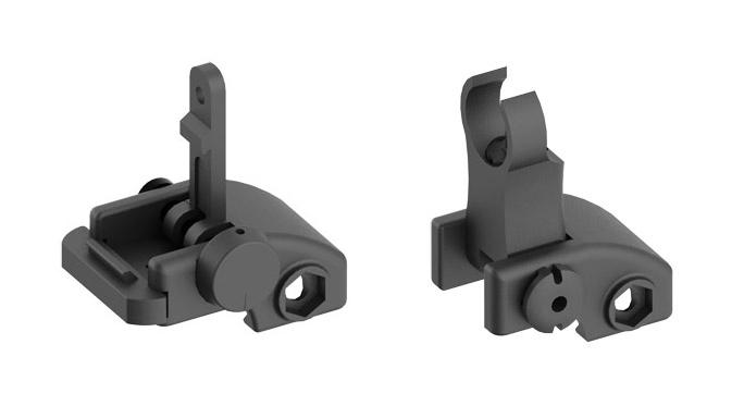 Blackhawk Folding Sights backup iron sights
