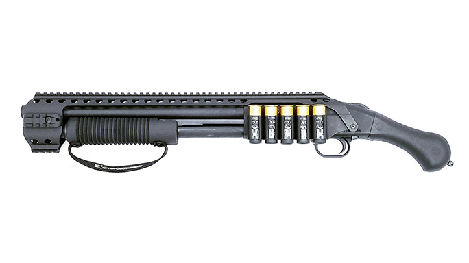 black aces tactical mossberg shockwave kit left profile