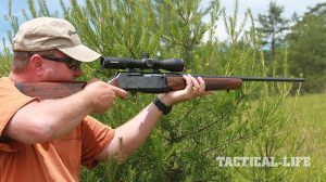 Browning BAR Mark II Safari rifle