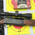 Browning BAR Mark II Safari rifle target
