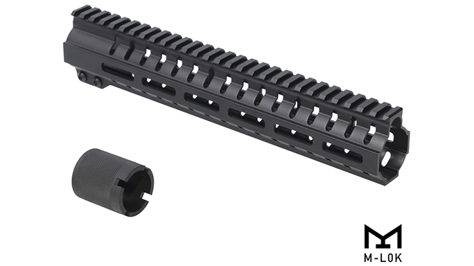 ar grips and handguards CMMG RML Handguards