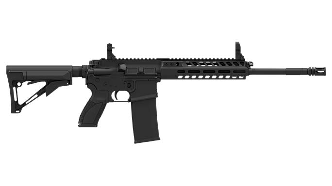 Caracal CAR816 A2 black rifles