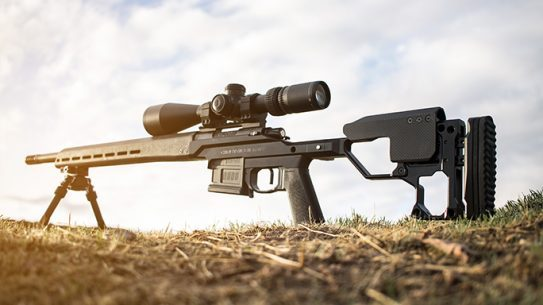Christensen Arms Modern Precision Rifle left profile