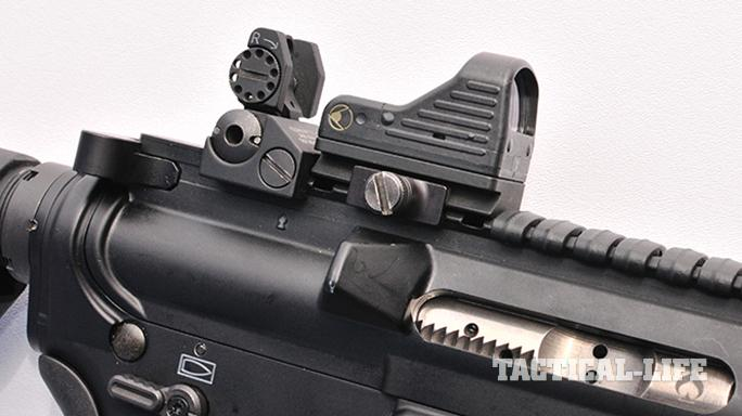 custom sbr eotech sights
