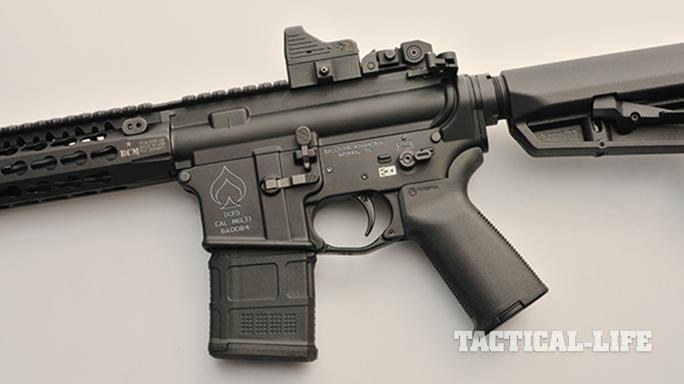 custom sbr ballistic advantage lower