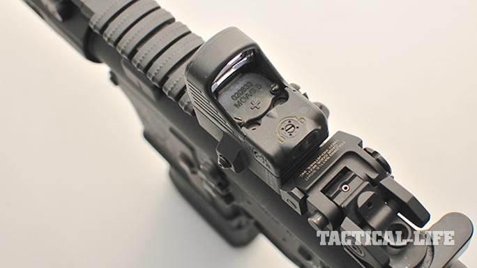 custom sbr sights