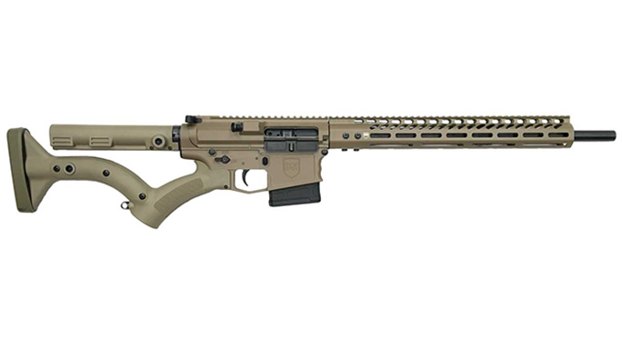dark storm ds-10 typhoon featureless rifle left profile