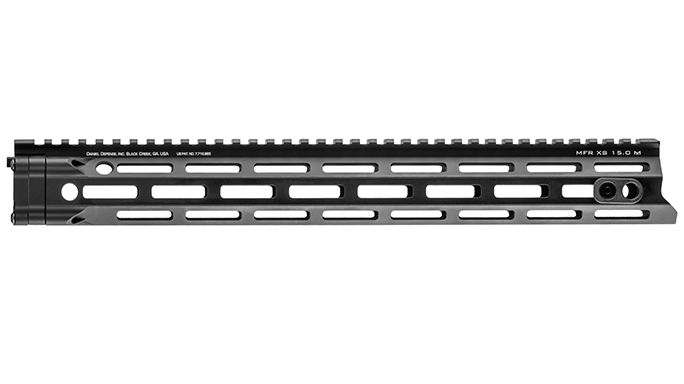 ar grips and handguards Daniel Defense MFR XS Rails