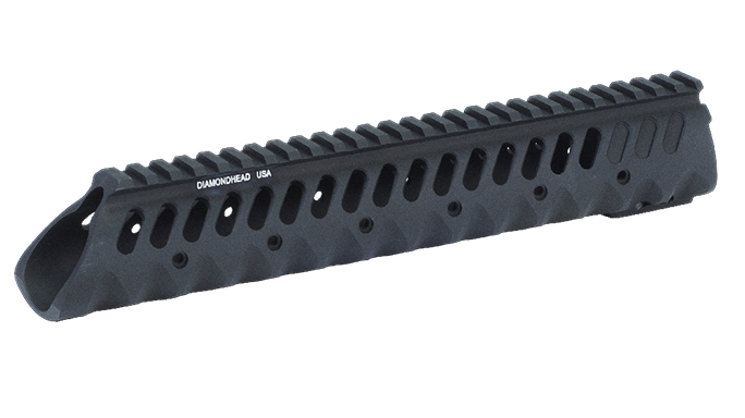 ar grips and handguards Diamondhead VRS T-308L