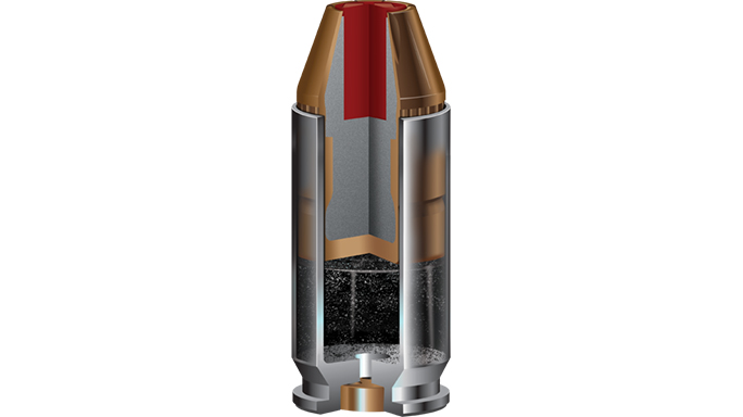 hornady critical duty ammunition cartridge
