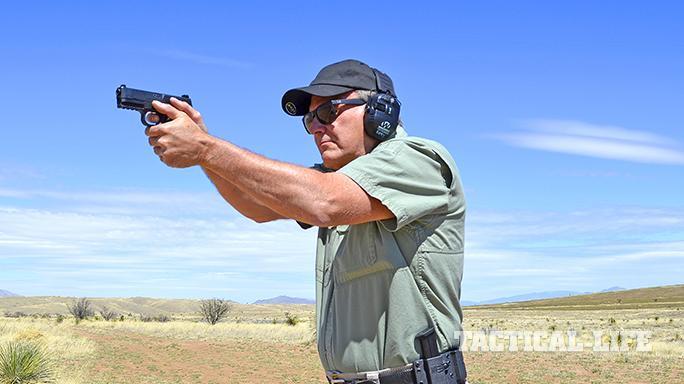 FN 509 pistol test