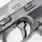 FN 509 pistol controls