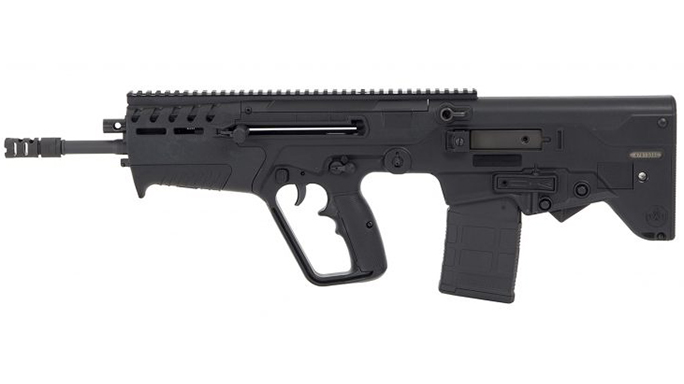 IWI Tavor 7 bullpup rifle left profile