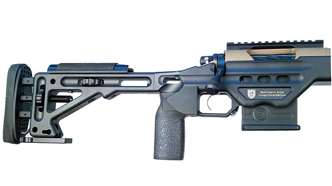 MasterPiece Arms MPA 224BA rifle stock