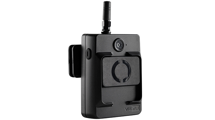Safariland Vievu LE5 body camera