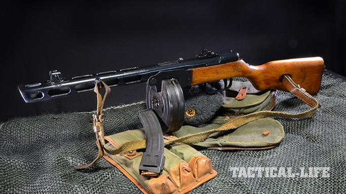gun review the soviet ppsh 41 submachine gun