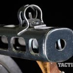 Soviet PPSh-41 submachine gun barrel