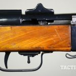 Soviet PPSh-41 submachine gun safety