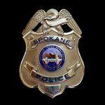 spokane police badge