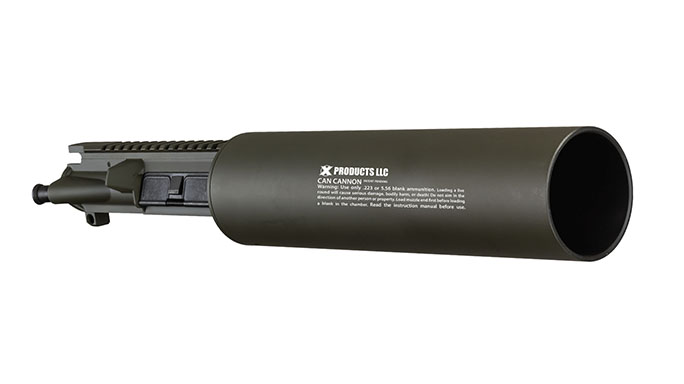 X Products Can Cannon upper receivers