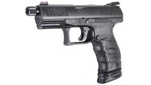 Walther PPQ M2 Q4 TAC pistol left angle