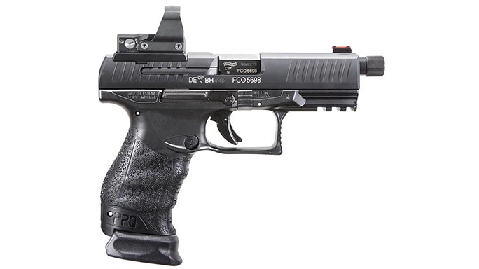 Walther PPQ M2 Q4 TAC pistol right profile