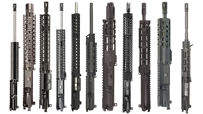 ar upper receivers