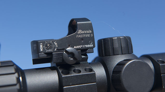 Burris RT-6 Riflescope Athlon outdoors Rendezvous fastfire