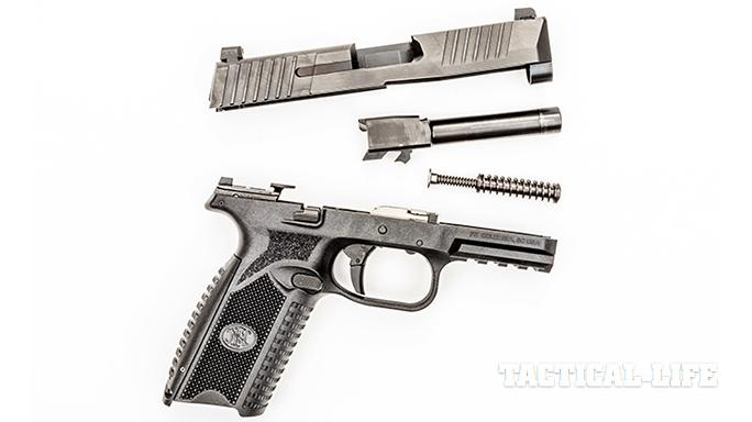FN 509 pistol disassembly