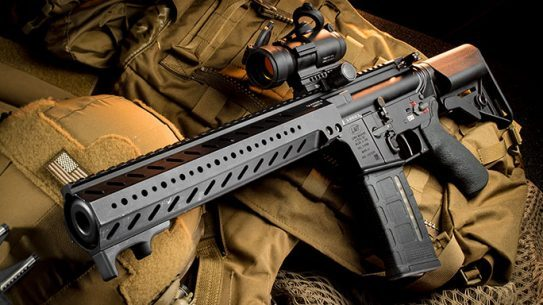 LMT Confined Space Weapon gun of the month lead