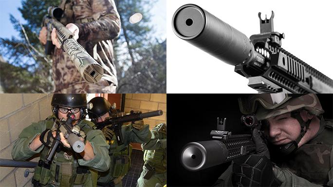 new sound suppressors