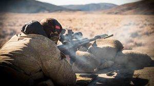 New Zealand Defense Force barrett MRAD