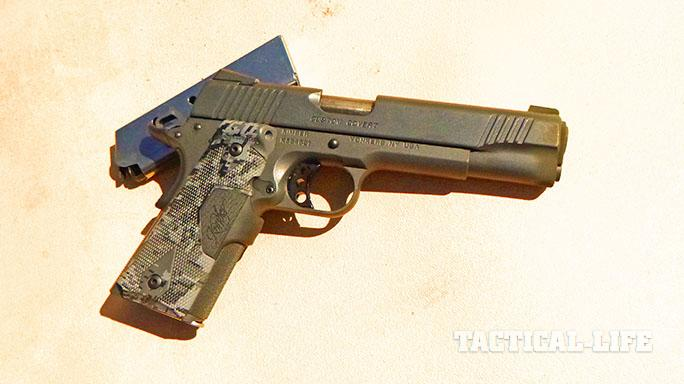 Kimber Custom Covert II 1911 Pistol Athlon Outdoors Rendezvous profile