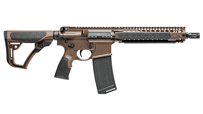 Secret Service Rifle 5.56mm Daniel Defense MK18
