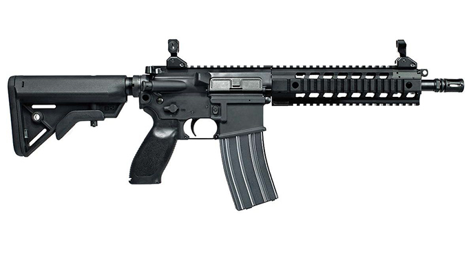 Secret Service Rifle 5.56mm Sig Sauer SIG516 PDW