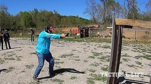 tracking and trapping law enforcement shooting drill