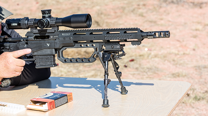 Victrix Armaments Pugio Sniper Rifle Athlon Outdoors Rendezvous aim