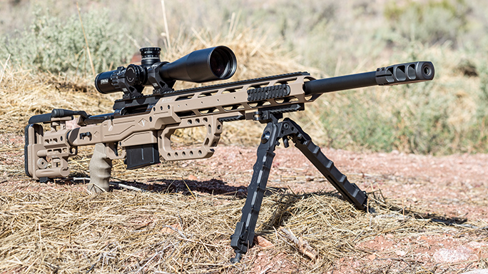 Victrix Armaments Scorpio Sniper Rifle Athlon Outdoors Rendezvous range