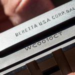 Beretta Wilson Combat 92G Centurion Tactical Pistol rendezvous markings