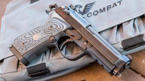 Beretta Wilson Combat 92G Centurion Tactical Pistol rendezvous profile