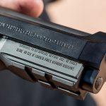 Beretta Wilson Combat 92G Centurion Tactical Pistol rendezvous side